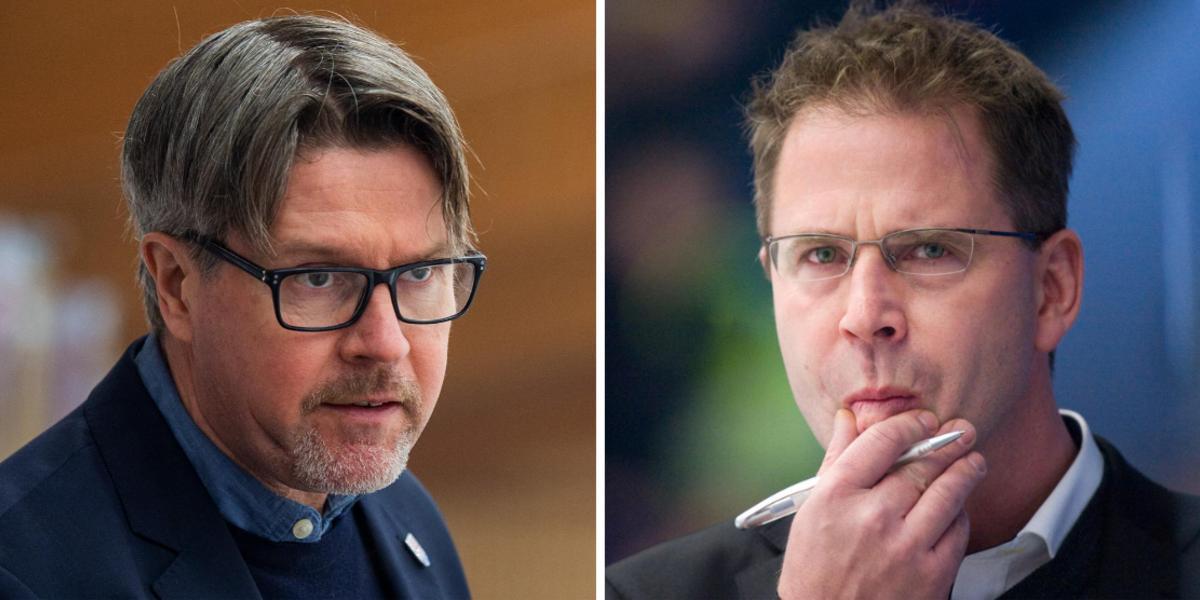 Tre snabba frågor – Fredrik Ytterström om valet av Ulf Dahlén:
