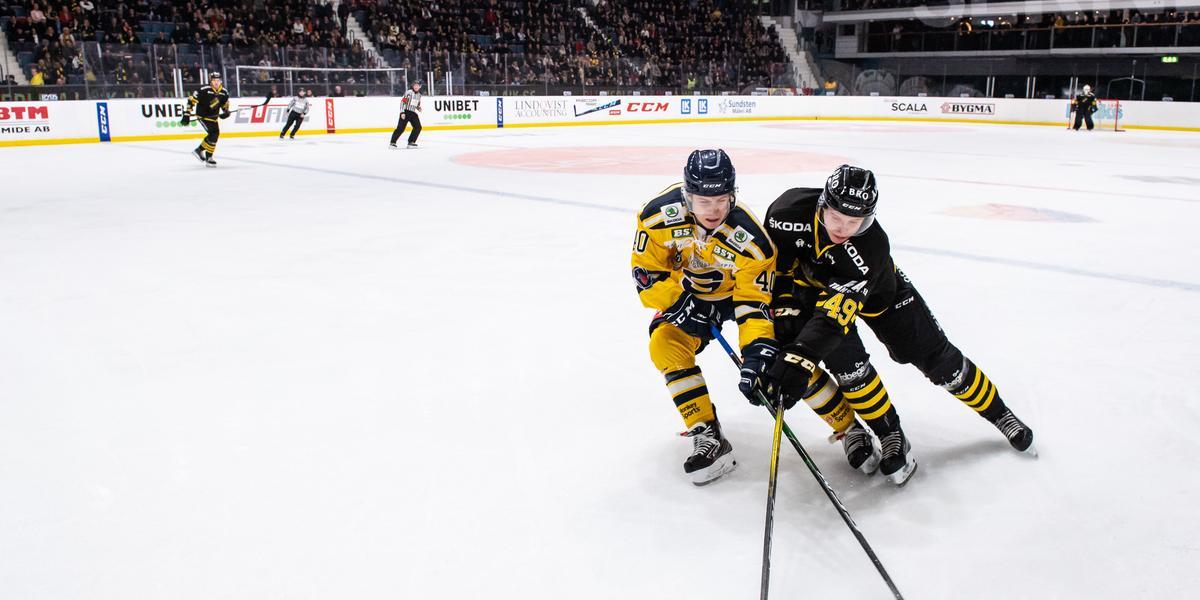 """Hockeyallsvenskans krav till regeringen – annars kan säsongen avbrytas: """"Extremt ansträngt"""""""