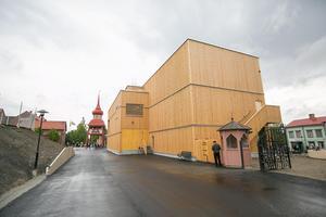 Söndag 17 juni 2018 invigdes Nationalmuseum Jamtli, som är ihopbyggt med länsmuseet som invigdes 1995.