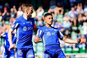 Romain Gall får möta sin tidigare klubb i Svenska cupen.