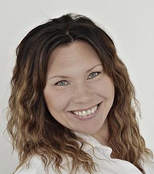 Sara Hagström, visual merchandiser och inredningsstylist.Foto: Pressbild