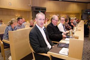 Stefan Falk (L) vill inte begränsa sig inom de områden som majoriteten gör.