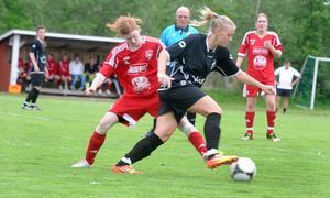 Tufft och svängigt när Kilafors och Järvsö möttes på Knöttas.