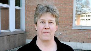 Kristel Engman, 46 år, betongarbetare, Sundsvall: