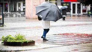 Det var länge sedan – men nu väntas regn över Västernorrland de kommande dagarna.