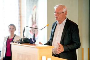 Sten Ekström menar att det behövs ett bättre kontrollsystem för att undvika att det som skett sker igen. Bild: Jan Olby