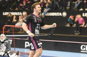 Alexander Galante Carlström gjorde fyra nya mål och har nu gjort tretton stycken i säsongens fem inledande matcher.