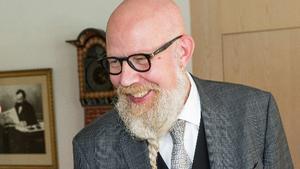 Daniel Nordström, chefredaktör och ansvarig utgivare, VLT.