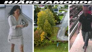 NA KARTLÄGGER: Detta gjorde Lena Wesström och misstänkte 45-åringen på morddygnet – minut för minut