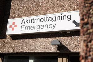 Marlene Sundin, sjuksköterska på akutmottagningen vädjar  till påsklovsfirare att de ska hålla sig hemmaplan för att inte överbelasta vården.