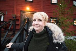 Katarina Unemar, chef på Fagersta-Västanfors Hembygdsgård.