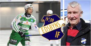 Simon Jansson lämnar VSK. Hetaste spåret är Edsbyn, men sportchefen Stefan Karlsson lägger locket på, trots att Västerås bekräftar att landslagsstjärnan är såld för en ansenlig summa.