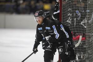 David Brodén nätade två gånger om när SAIK spelade 2–2 borta mot VSK.