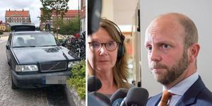 Foto: Polisen/Lars Ljungmark. Kammaråklagare Henrik Olin.