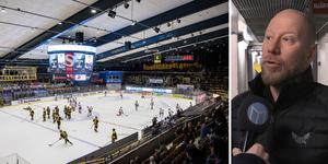 Patrik Zetterberg, sportchef i VIK Hockey. FOTO: Bildbyrån/Peter Hoffström