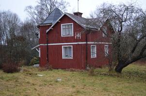 Äldre bostadshus med moderniserings- och renoveringsbehov i Nybyn. Foto: Per Hedlund
