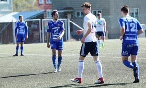 Max Holmberg siktar på att upprepa fjolårets målsuccé.  Foto: Privat