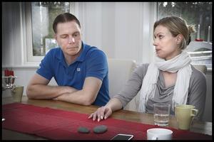 Fredrik och Alexandra skrev en lista med klockslag och händelser från kvällen och natten dom deras granne Ove dog. Tanken var att den informationen kunde vara till hjälp i barnens sorg. Listan fanns senare med som ett bevis i rättegången kring cyanidmordet.