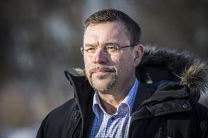 Sven Magnusson är vd på kommunala Sundsvall logistikpark AB.