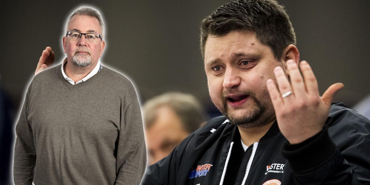 Hägglund: Superbygget HV71 ska varva hockeyallsvenskan – det passar Modo bra