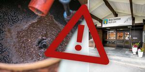 Bergs kommun varnar för företag som uppger sig utföra avloppsspolningar på uppdrag av kommunen. Fotomontage: Helene Skogholm/Jens Stenman