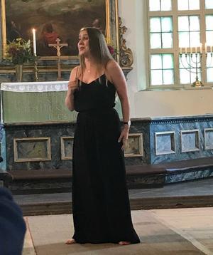 Maria Kjelsson.