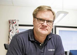 Mikael Jansson, teknisk chef på Avesta kommun.