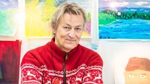 Lars Lerin startar konstskola i nya SVT-programmet