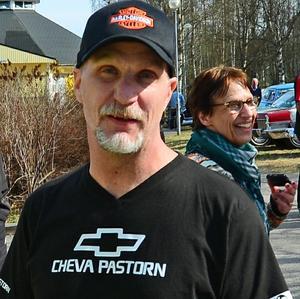Roine Åkerblom, pastor i Pingstkyrkan. Bild: Worldkustom.com