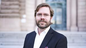 Jörgen Fogelklou, oppositionsråd i Göteborg.