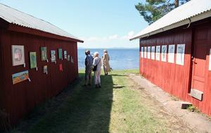 Nu på söndag är det återigen dags för konstpromenad i Nusnäs.