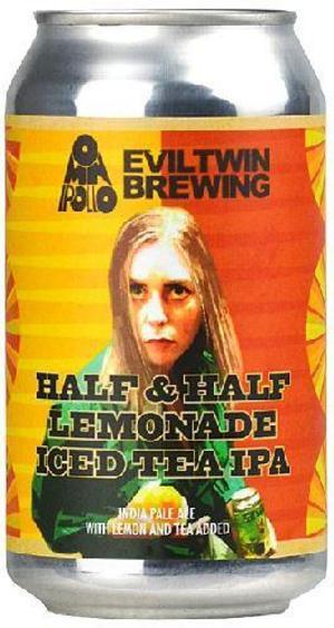 Half & Half Iced Tea Lemonade IPA 2018.