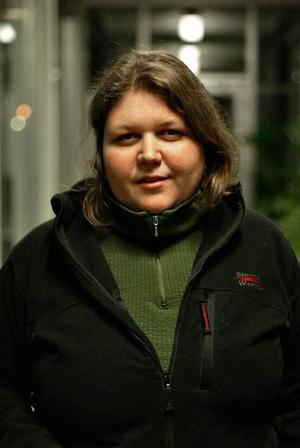 Karin Nilsson.