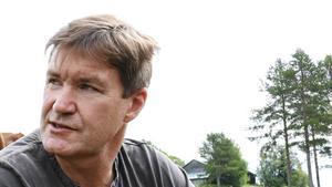Andreas Karlsson blir ledsen av den indirekta kritiks som riktas mot Centerns kretsstyrelse i Krokom.