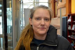 Anna Maja Nylén, 34 år, administratör, Sundsvall: