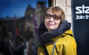 Margareta Nylander, 70 år, pensionär, Sundsvall: