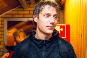 Jakob Orlov gjorde matchens enda mål när J-Södra vann mot Gefle.