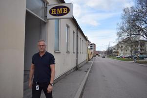 Tommy Lövenvik är en av HMB Constructions grundare. Han ser fram emot att företaget flyttar till Myranområdet.
