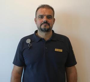 Radomir Sarkan har jobbat som chef på anstalten Saltvik sedan april 2018.