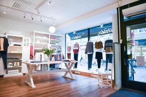 Rabalder stängde sin butik på Storgatan i februari.