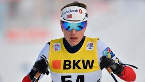 Heidi Weng vann Tour de ski. BIld: TT.