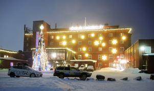Högfjällshotellet i Sälen.