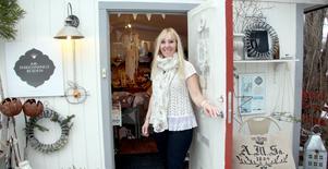 Linnea Bülow följde drömmen och öppnade en egen gårdsbutik.