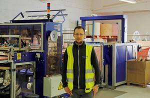 I höst anställdes tio nya medarbetare på Dinair i Horndal och i vår kommer ytterligare sex nyanställningar att genomföras.
