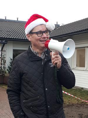 Roger Sundström, VD hos HNA. Bild: Maj-Britt Norlander.