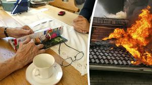 Nu måste kommunerna i Västernorrland arbeta för att den nya boendeformen för äldre får ett bra brandskydd redan från start, skriver företrädarna för Brandskyddsföreningen. Bilder: Arkiv