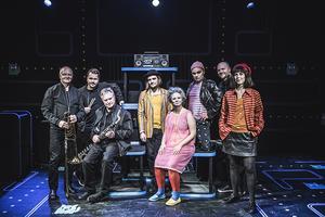 Ungdomsoperan Memory, skriven av Jonas Forssell, hade nu i veckan premiär på Estrad Norr i Östersund. Foto: Sandra Lee Pettersson