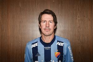 Thomas Lagerlöf. Foto: Henrik Montgomery / TT
