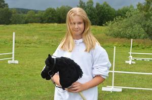 Svea Kangas, 11 år