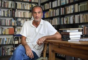 Foto: Anders Wiklund/TT  Aris Fioretos har fått Sveriges Radios romanpris två gånger, senast för romanen